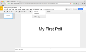 Getting Started | Poll Everywhere inside Poll Template For Word