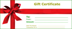 Gift Certificate Templates To Print | Activity Shelter in Kids Gift Certificate Template
