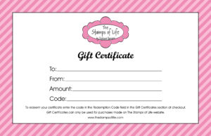 Gift Certificate Templates – Word Excel Formats with Present Certificate Templates