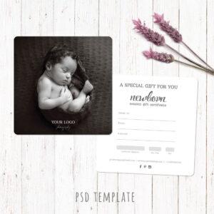 Gift Voucher Template. Gift Certificate Template Inside Photoshoot Gift Certificate Template