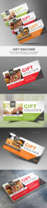 Gift Voucher Template Psd | Gift Voucher Templates | Gift throughout Pizza Gift Certificate Template