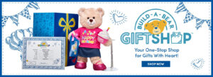 Giftshop Collection | Shop Soft Toy Gifts At Build-A-Bear® throughout Build A Bear Birth Certificate Template