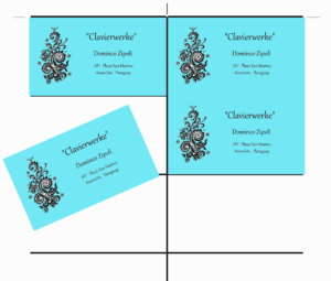 Gimp Business Card Template The Miracle Of Gimp Business in Gimp Business Card Template