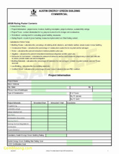 Goals Template Excel   Glendale Community pertaining to Certificate Of Payment Template