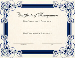 Gold Certificate Template Word | Certificatetemplateword regarding Free Funny Certificate Templates For Word