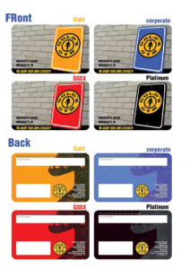 Gold Gym Membership Card | G I F T S | Golds Gym Membership regarding Gym Membership Card Template