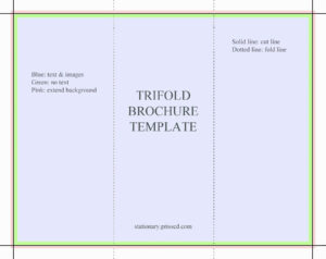 Google Docs Tri Fold Brochure Template The Five Secrets Regarding Brochure Templates Google Docs