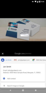 Google Search Business Card Template Tags — Innovative for Google Search Business Card Template