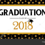 Graduation Banner Template | Graduation Class Of 2018 with Graduation Banner Template