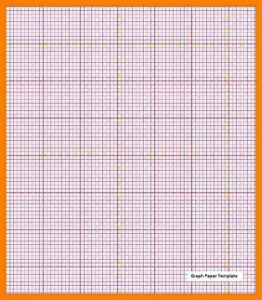 Graph Paper Template Microsoft Word | Chart And Printable World inside Graph Paper Template For Word