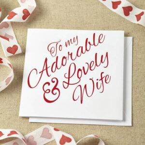 Greeting Card. Adorable Wedding Anniversary Card Template with Template For Anniversary Card