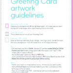 Greeting Card Design Guidelines & Artwork Templates | Moo For Birthday Card Indesign Template