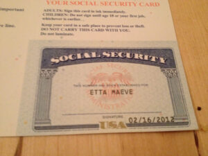 Greeting Templates Apartment Template Ss Npr Birthday throughout Editable Social Security Card Template