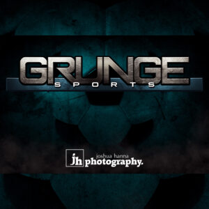 Grunge Sports within Adobe Photoshop Banner Templates