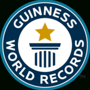 Guinness World Records – Wikipedia with Guinness World Record Certificate Template