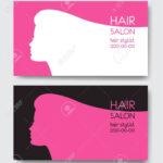 Hair Salon Business Card Templates. With Hair Salon Business Card Template