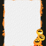 Halloween 1 Free-Stationery Template Downloads with regard to Free Halloween Templates For Word