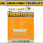 Handyman Business Cards Templates Free Best Template Mr For Plastering Business Cards Templates