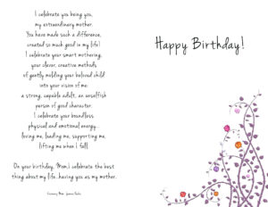 Happy Birthday Mom Coloring Cards – Navajosheet.co for Mom Birthday Card Template