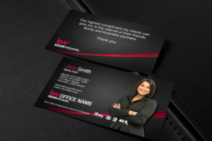 Have You Seen Our New Keller Williams Business Cards With Keller Williams Business Card Templates