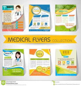 Health Flyer Template Free Best Of Medical Care Mental Fair inside Healthcare Brochure Templates Free Download