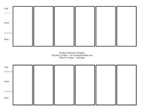 Hershey Nugget Wrapper Template | Here Is A Link That Might with Blank Candy Bar Wrapper Template For Word