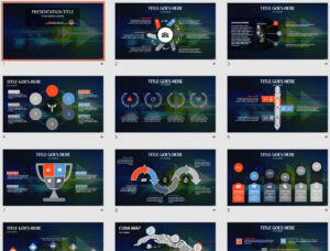 High Tech Powerpoint Template #82845 – Sagefox Free for High Tech Powerpoint Template