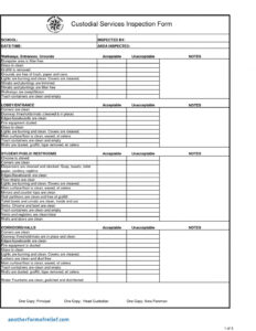 Home Inspection Report Template Pdf regarding Ohs Monthly Report Template
