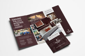 Hotel Tri Fold Brochure Template V2 – Psd, Ai & Vector Throughout Hotel Brochure Design Templates