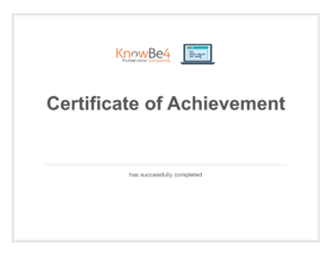 How Do I Customize My Users' Training Certificates with No Certificate Templates Could Be Found