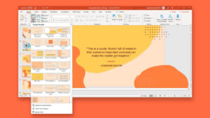 How To Change Layouts In Powerpoint – Quick Tutorial for How To Change Powerpoint Template