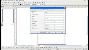 How To Create A Biz Card Using Open Office Draw 3.1Icttoolbox From  Screenr with regard to Openoffice Business Card Template