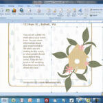 How To Create A Flyer In Ms Word.mp4 Throughout Templates For Flyers In Word