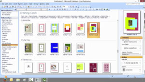 How To Create A Greeting Card With Microsoft Publisher intended for Birthday Card Publisher Template