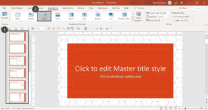 How To Create A Powerpoint Template (Step By Step) Intended For Powerpoint Default Template