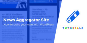 How To Create A WordPress News Aggregator Website pertaining to Drudge Report Template