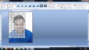 How To Create Jigsaw Puzzles In Microsoft Word, Powerpoint Or Publisher :  Tech Niche with Jigsaw Puzzle Template For Word