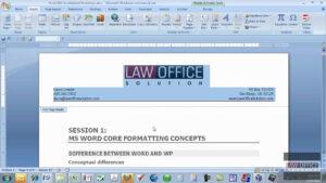 How To Create Letterhead On Word – Hizir.kaptanband.co with How To Create A Letterhead Template In Word