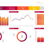 How To Create Web Traffic Analytics Reporting Dashboard Using Microsoft  Excel And Powerpoint Ppt In Website Traffic Report Template
