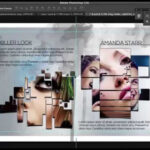 How To Design A Progessional 12 Page Brochure In Photoshop Within 12 Page Brochure Template