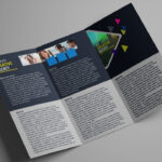 How To Design A Tri Fold Brochure Template – Photoshop Tutorial With Regard To 3 Fold Brochure Template Psd
