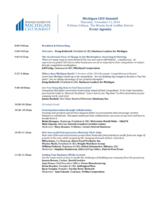 How To Design An Agenda For Effective Meeting One inside Event Agenda Template Word