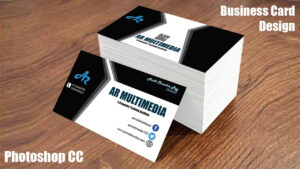 How To Design Business Card In Adobe Photoshop Cc|Graphic Design Business  Cards|Mockup Design intended for Create Business Card Template Photoshop