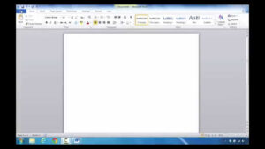 How To Find And Create A Resume Template In Microsoft Word intended for Resume Templates Microsoft Word 2010