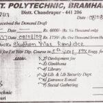 How To Get Duplicate School Leaving Certificate Inside School Leaving Certificate Template