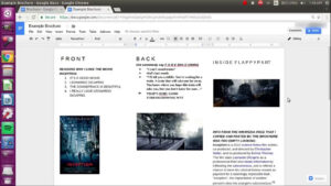 How To Make A Brochure On Google Docs in Google Drive Templates Brochure