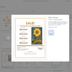 How To Make A Business Flyer In Word Throughout Templates For Flyers In Word