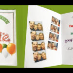 How To Make A Foldable Birthday Card With Ms Word With Foldable Card Template Word