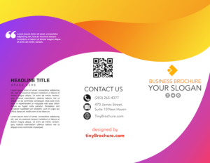 How To Make A Tri Fold Brochure In Google Docs in Tri Fold Brochure Template Google Docs