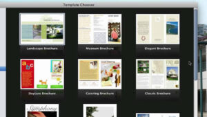 How To Make Brochure On Mac – Hizir.kaptanband.co intended for Mac Brochure Templates